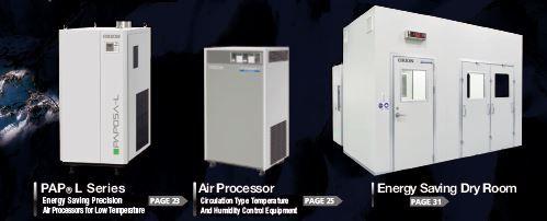Máy lạnh chính xác ORION - yori.com.vn