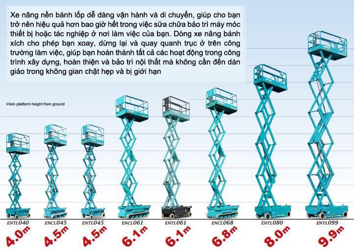 Thang Nâng AIRMAN - yori.com.vn